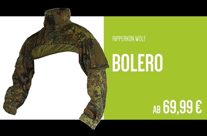Ripperkon Wolf Bolero