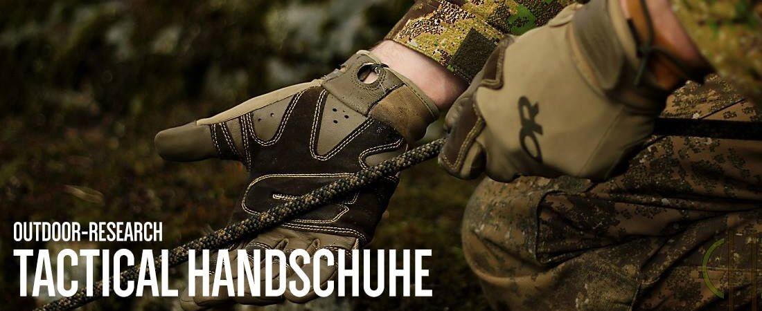 OR Tactical Handschuhe