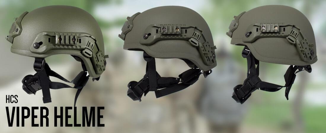 HCS VIPER Helme