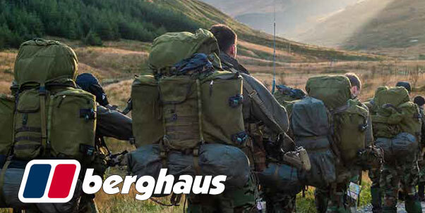 Berghaus Tactical FT klein