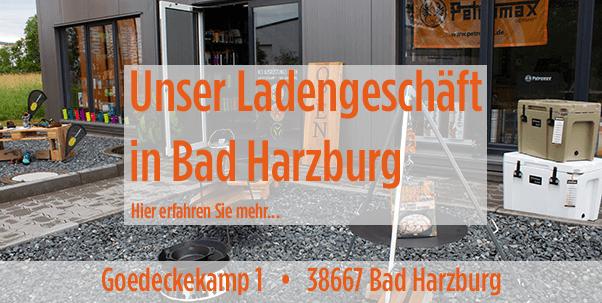 Adresse Ladengeschäft HCS Bad Harzburg