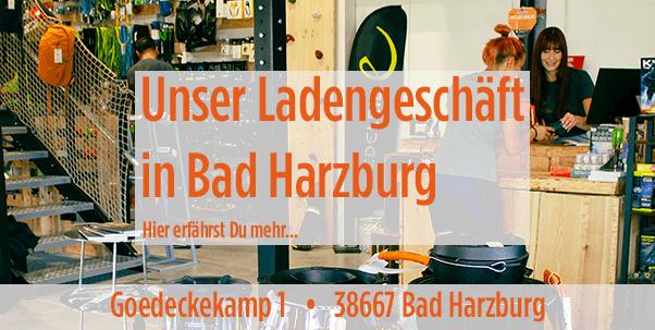 Adresse Ladengeschäft Outdoor-Concepts Bad Harzburg