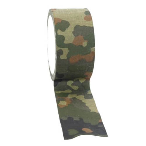 Mil-Tec BW Textil-Tarnband Flecktarn