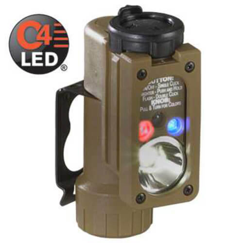 Streamlight Sidewinder Compact oliv