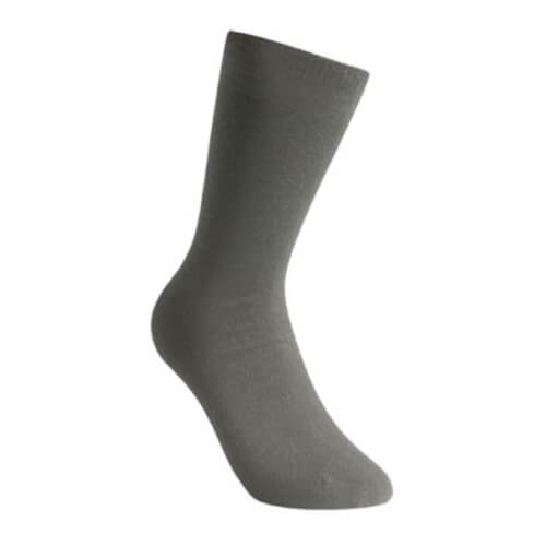 Woolpower Liner Socke Classic grau