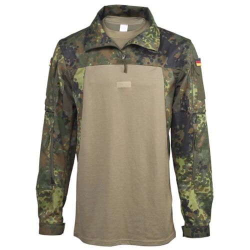 75Tactical Combat Shirt Kunduz flecktarn