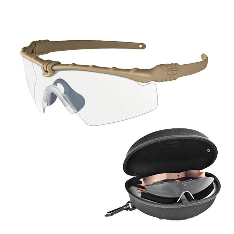 Oakley SI Ballistic M Frame 3.0, 3-lens Array Khaki-Frame