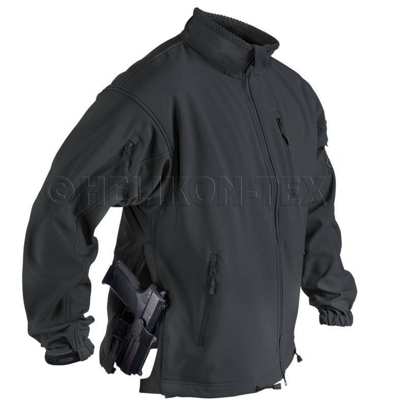 Helikon-Tex Jackal QSA Jacket schwarz Gr.L