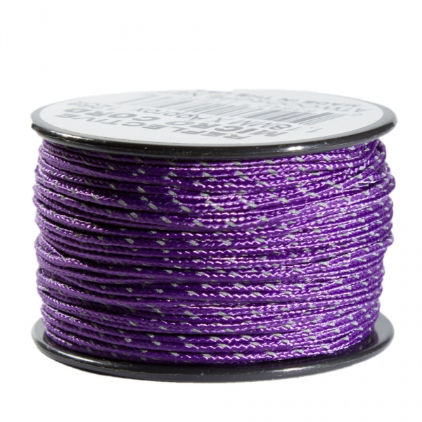 Atwood 1.18mm Micro Cord 38 Meter Rolle, Reflective
