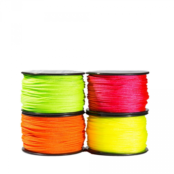 Atwood 1.18mm Micro Cord 38 Meter Rolle, Neon