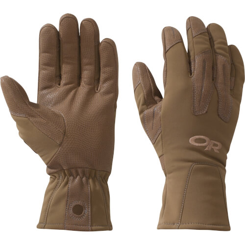 Outdoor Research Paradigm Gloves coyote