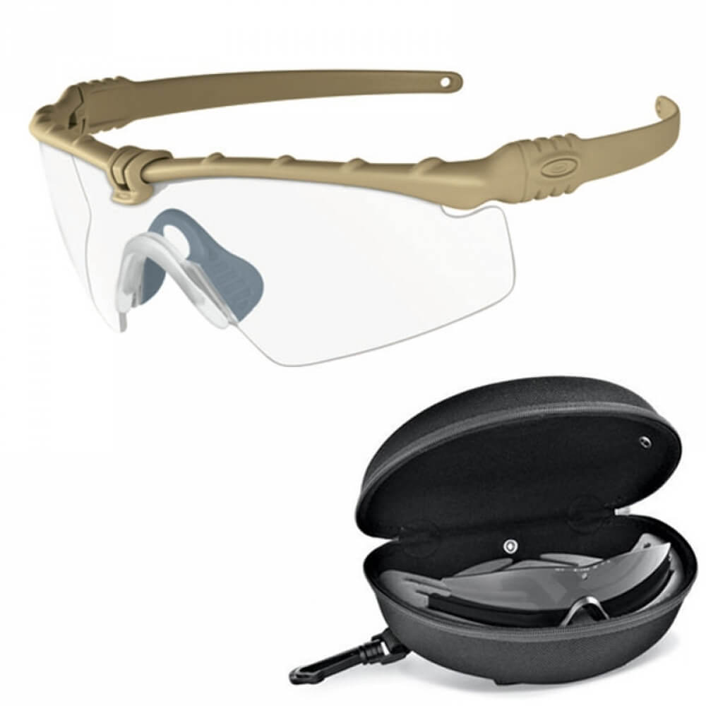 Oakley SI Ballistic M Frame 3.0, 2-lens Array dark bone
