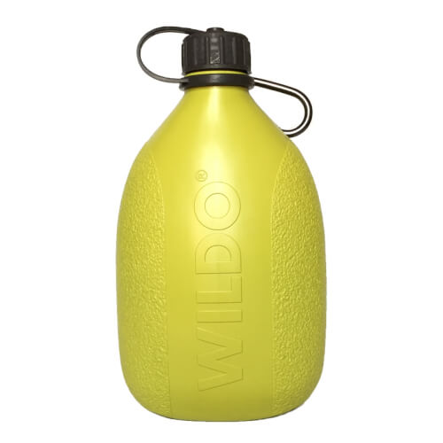 Wildo Hiker Bottle lemon