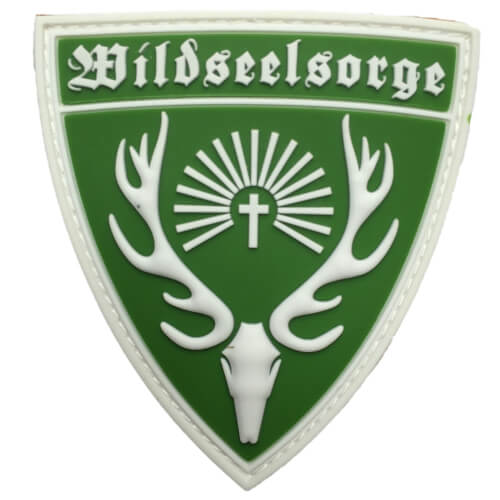JTG Rubber Patch Wildseelsorge
