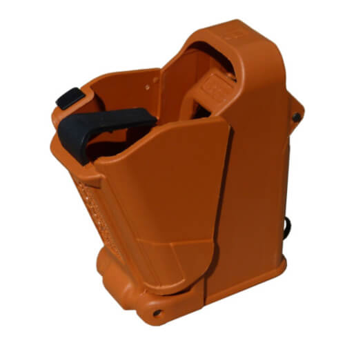 Maglula UpLULA 9mm .45ACP orange brown