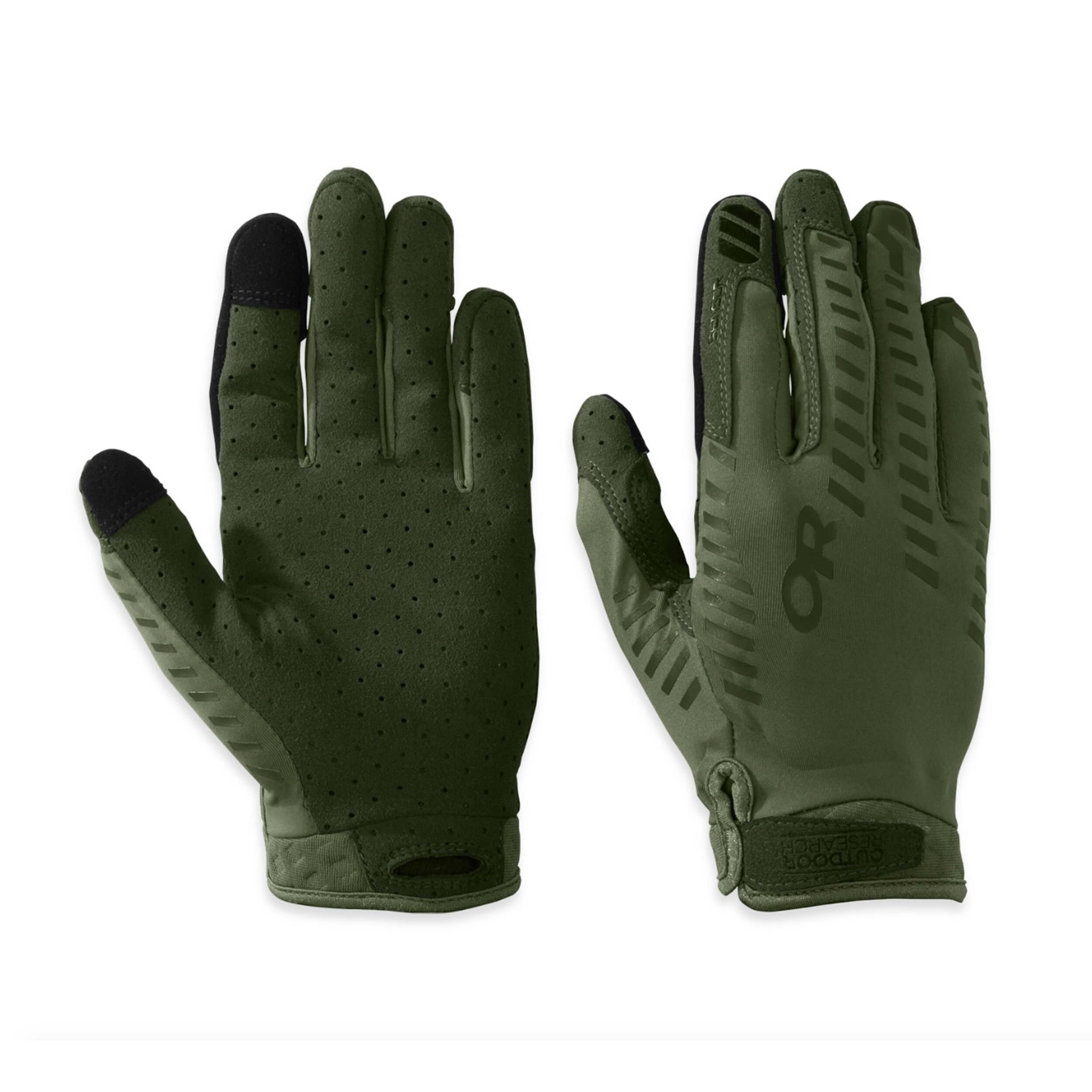 Outdoor Research Aerator Gloves sage-green