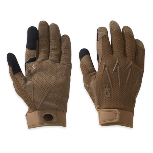 Outdoor Research Halberd Gloves coyote