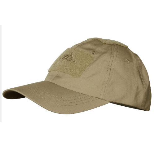 Helikon-Tex  Tactical BBC Cap - PolyCotton Ripstop coyote