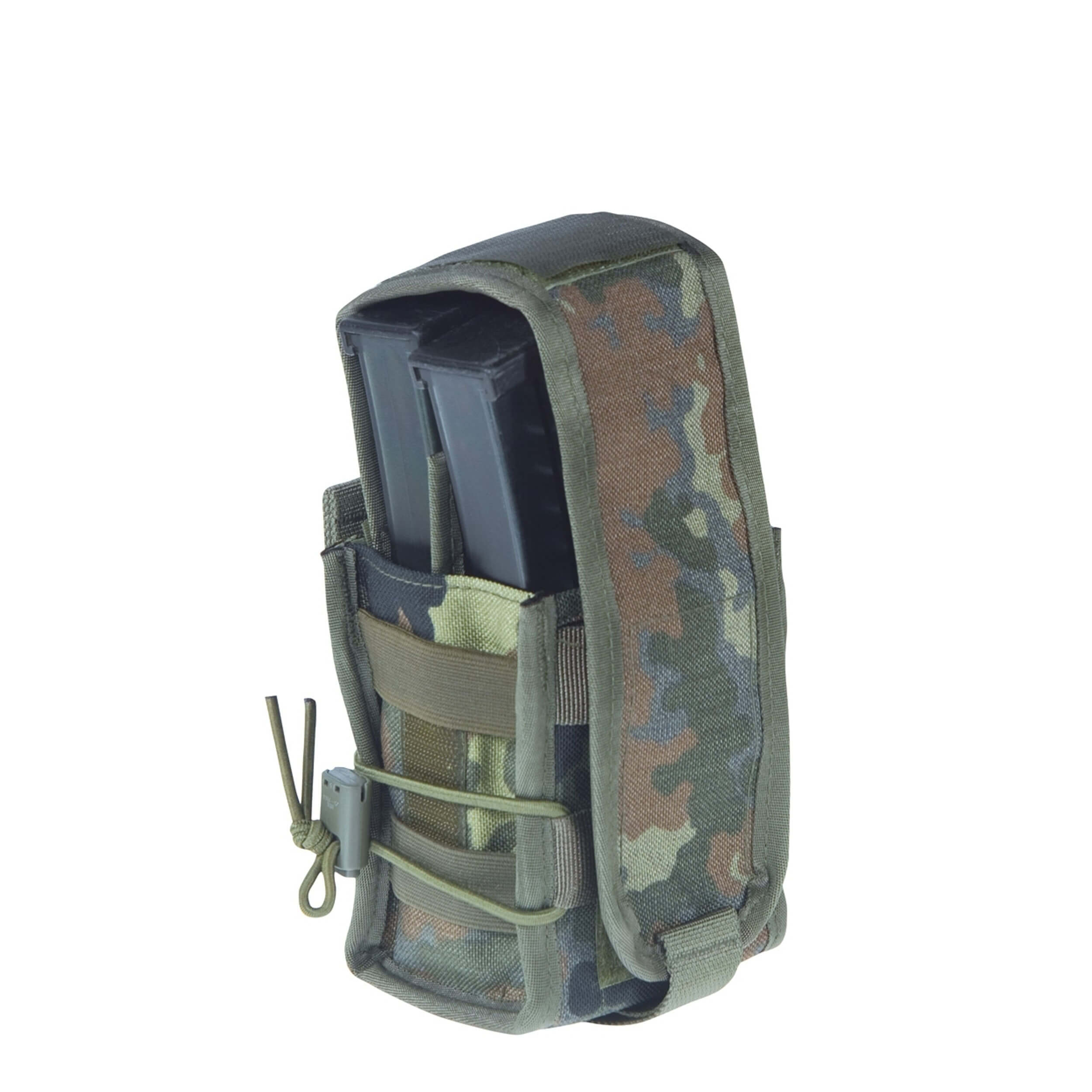 75Tactical Doppel Magazintasche G36/2 flecktarn