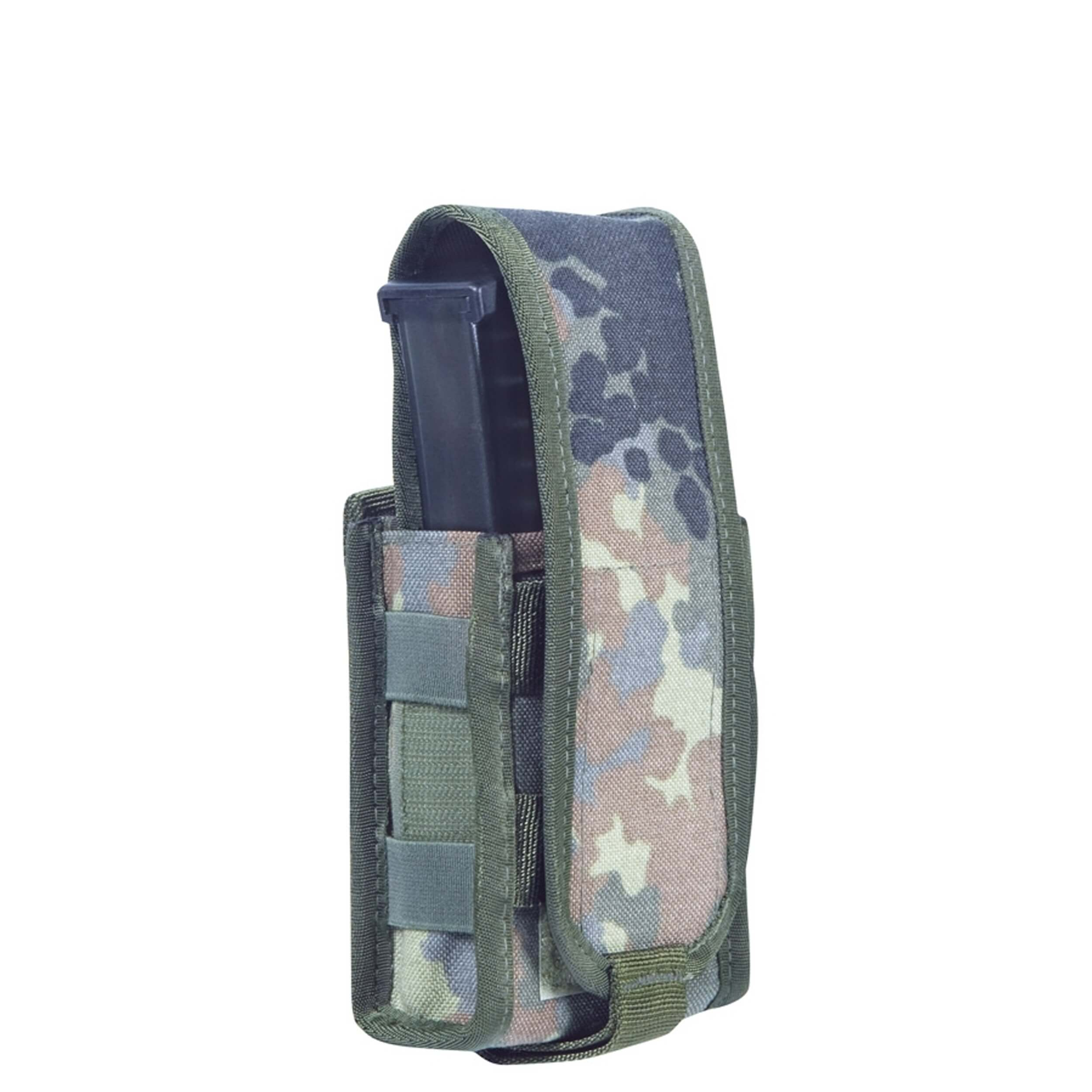 75Tactical Single Magtasche G36 flecktarn