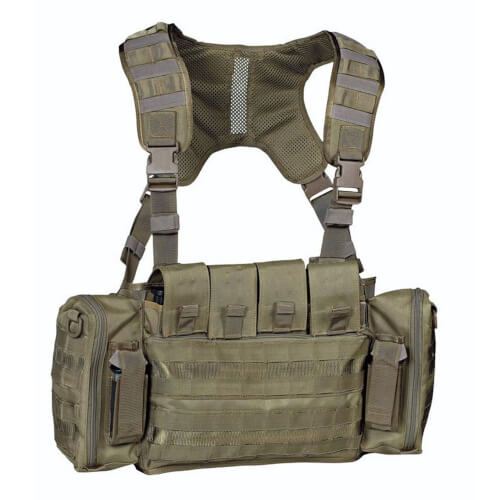 75Tactical Y5 Chest Rig coyote