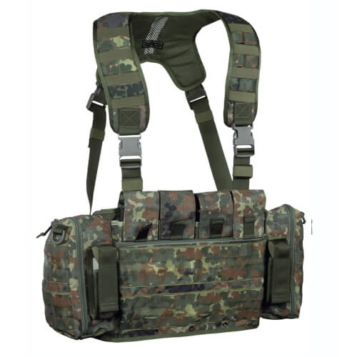 75Tactical Chest Rig Y5 flecktarn