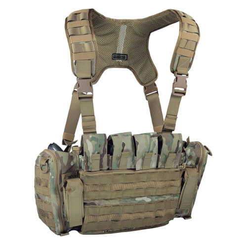 75Tactical Y5 Chest Rig multicam