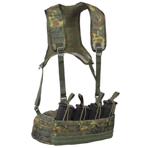 75Tactical Ypsilon 1 Chest Rig flecktarn