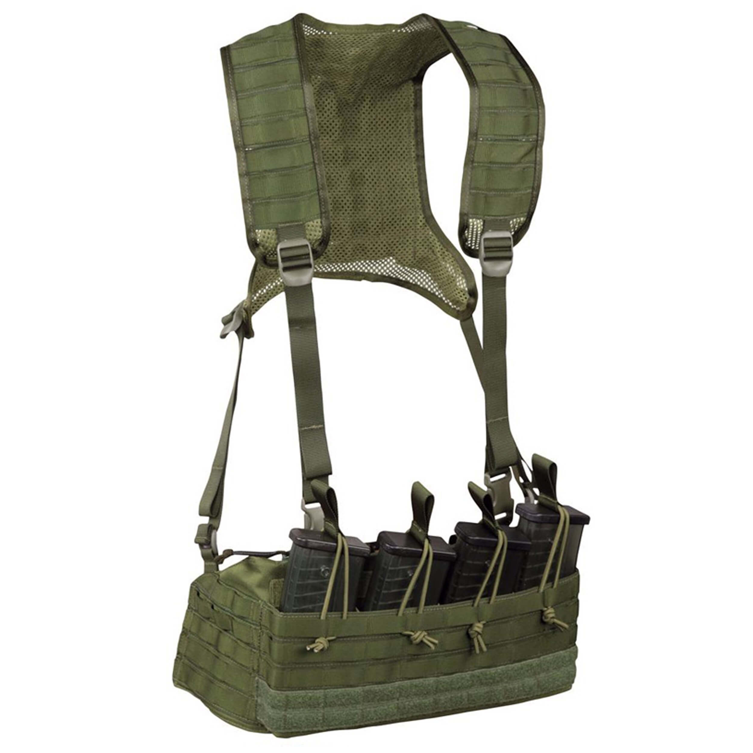 75Tactical Ypsilon 1 Chest Rig oliv