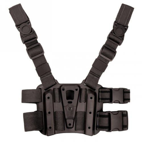 Blackhawk Tactical Holsterplatform schwarz