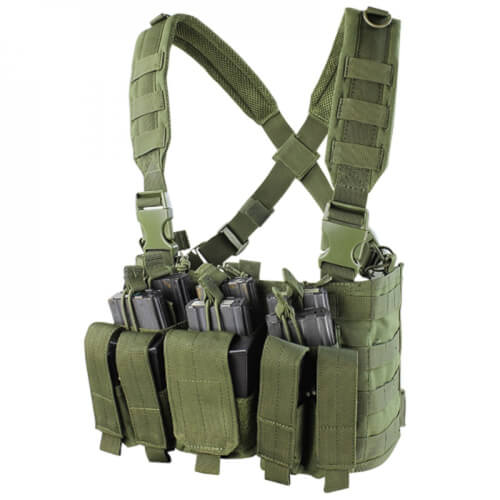 Condor Recon Chest Rig oliv-drab