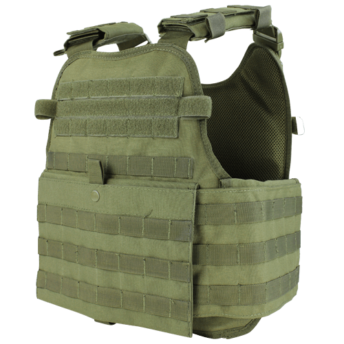 Condor Modular Operator Plate Carrier MOPC oliv-drab