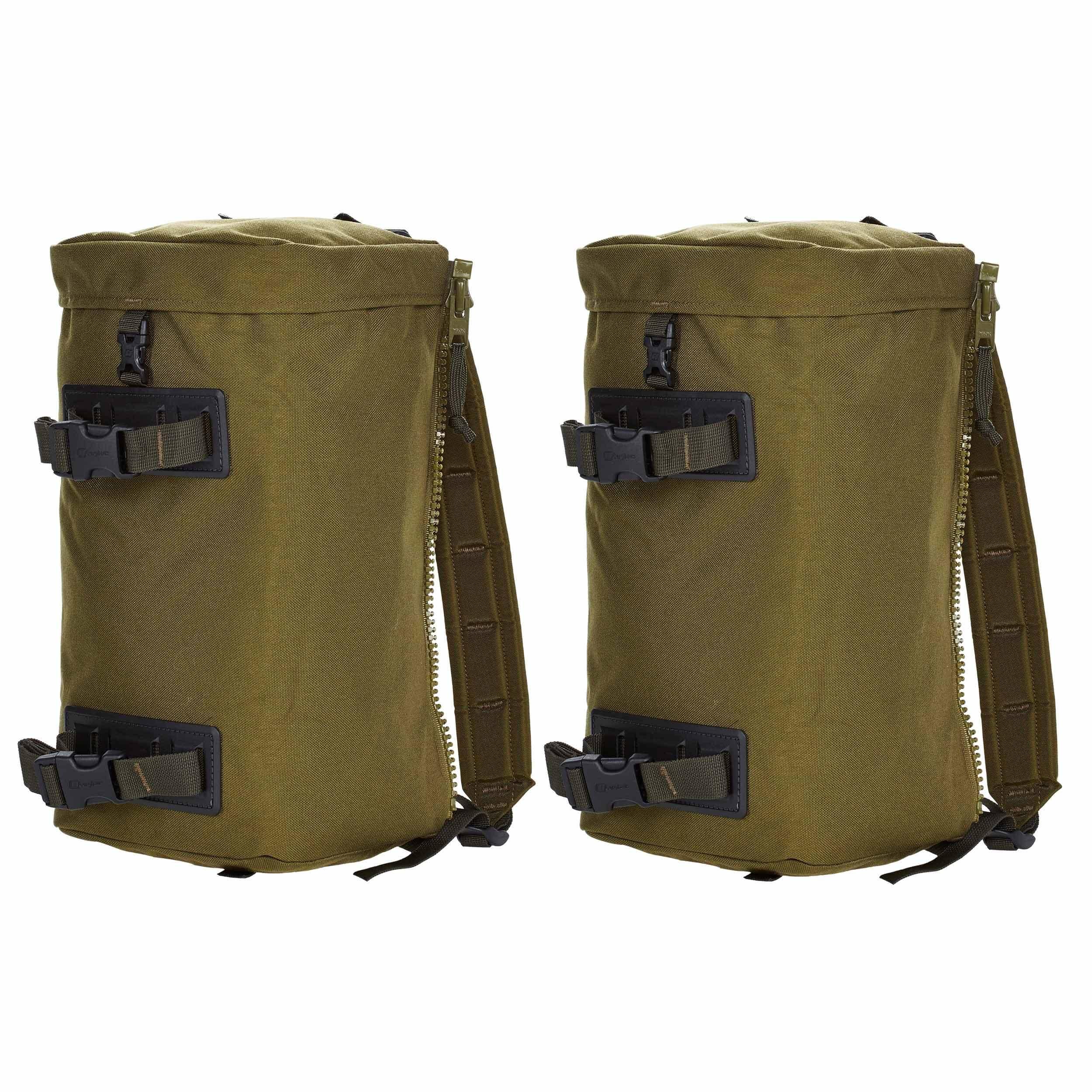 Berghaus MMPS Large Pockets II 2x 15L Oliv