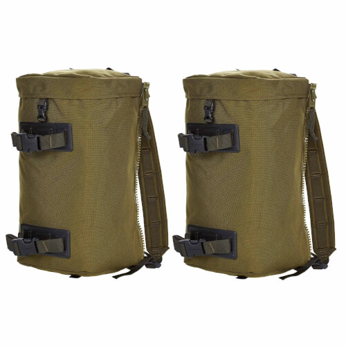 berghaus MMPS Large Pockets 2x 15L oliv