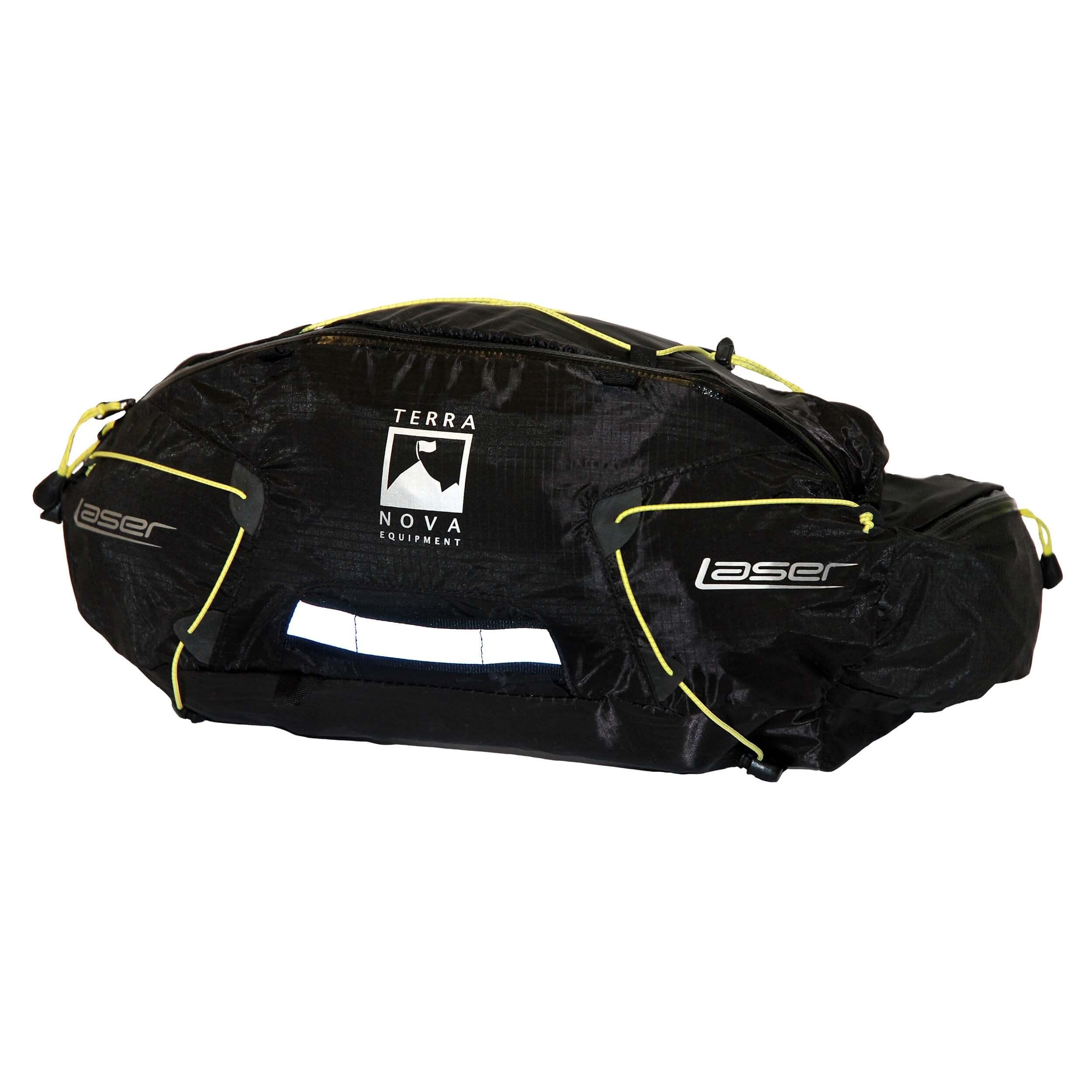 Laser 6 Pack Black