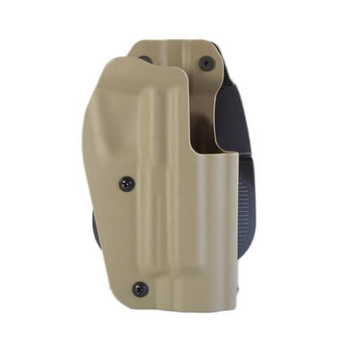 Frontline Open Top Holster für Beretta 92 F und FS tan