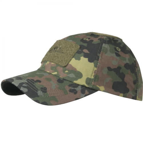 Helikon-Tex  Tactical BBC Cap - PolyCotton Ripstop - Flecktarn