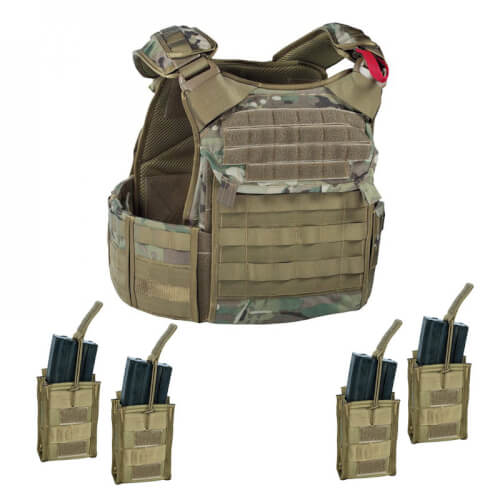 75Tactical SIGMA 200 Bundle multicam