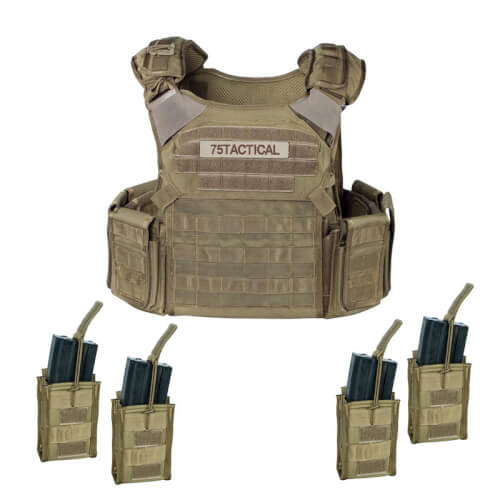 75Tactical SIGMA 200 Bundle coyote
