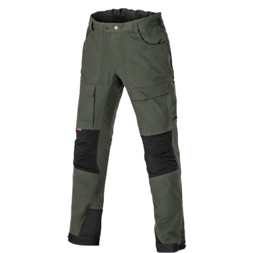 Pinewood Trousers Himalaya D.Olive/Black