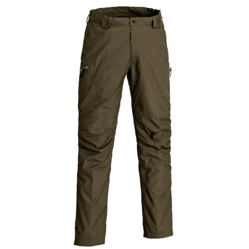 Pinewood Trousers Rushmore D.Olive Green