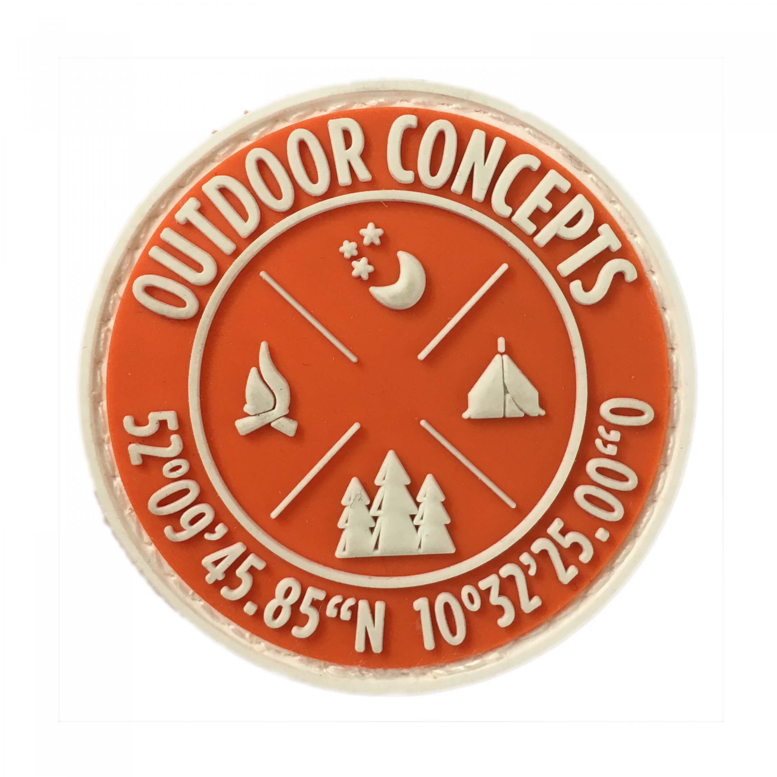 Outdoor Concepts Rubber Patch 45mm