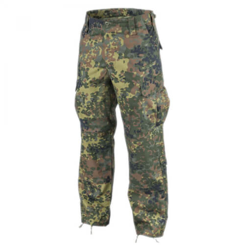 Helikon-Tex CPU Pants Combat Patrol Uniform flecktarn