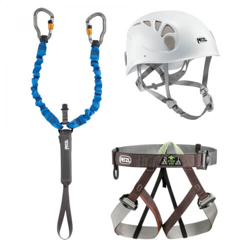 Petzl KIT VIA FERRATA Klettersteig Set