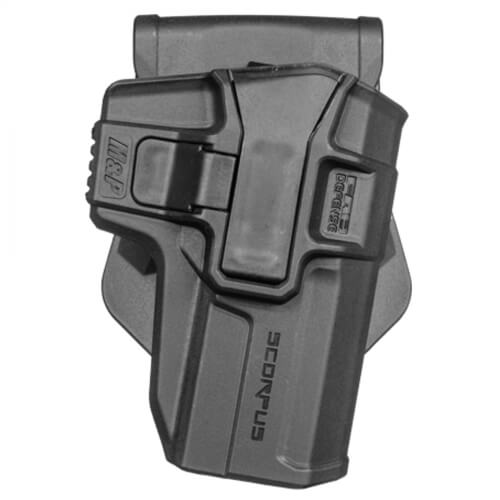 FAB Defense H&K P8 USP S Scorpus Level 1 Swivel Holster