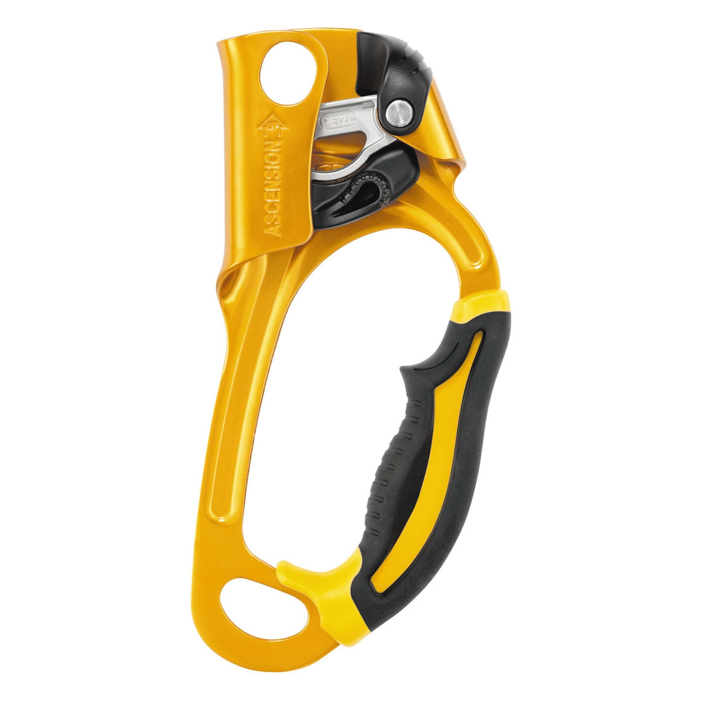 Petzl ASCENSION gelb