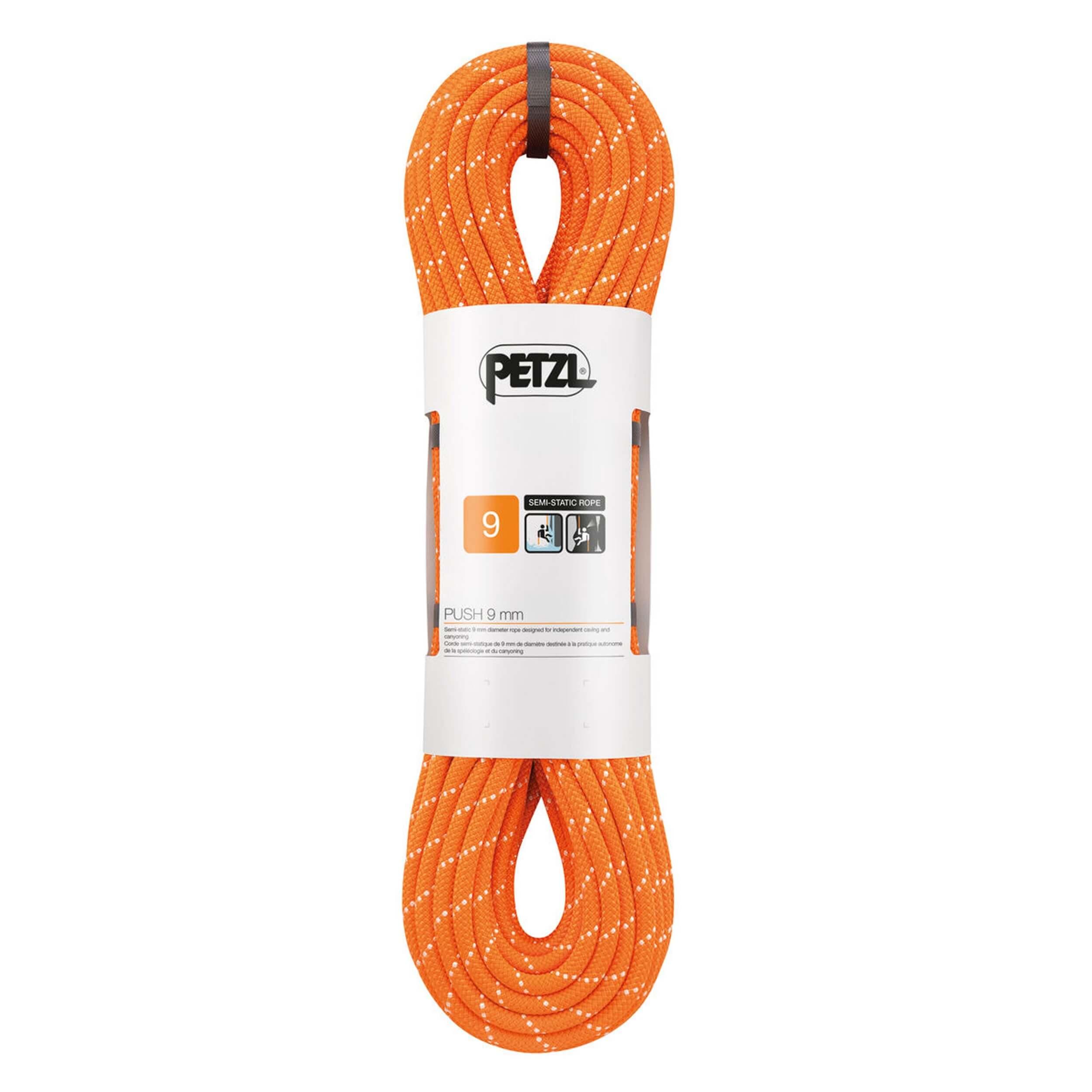 Petzl PUSH 9 mm Seil