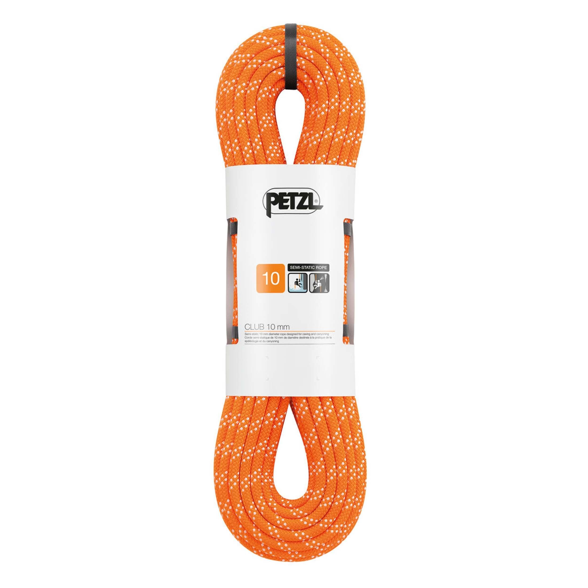 Petzl CLUB 10mm x 60M Seil