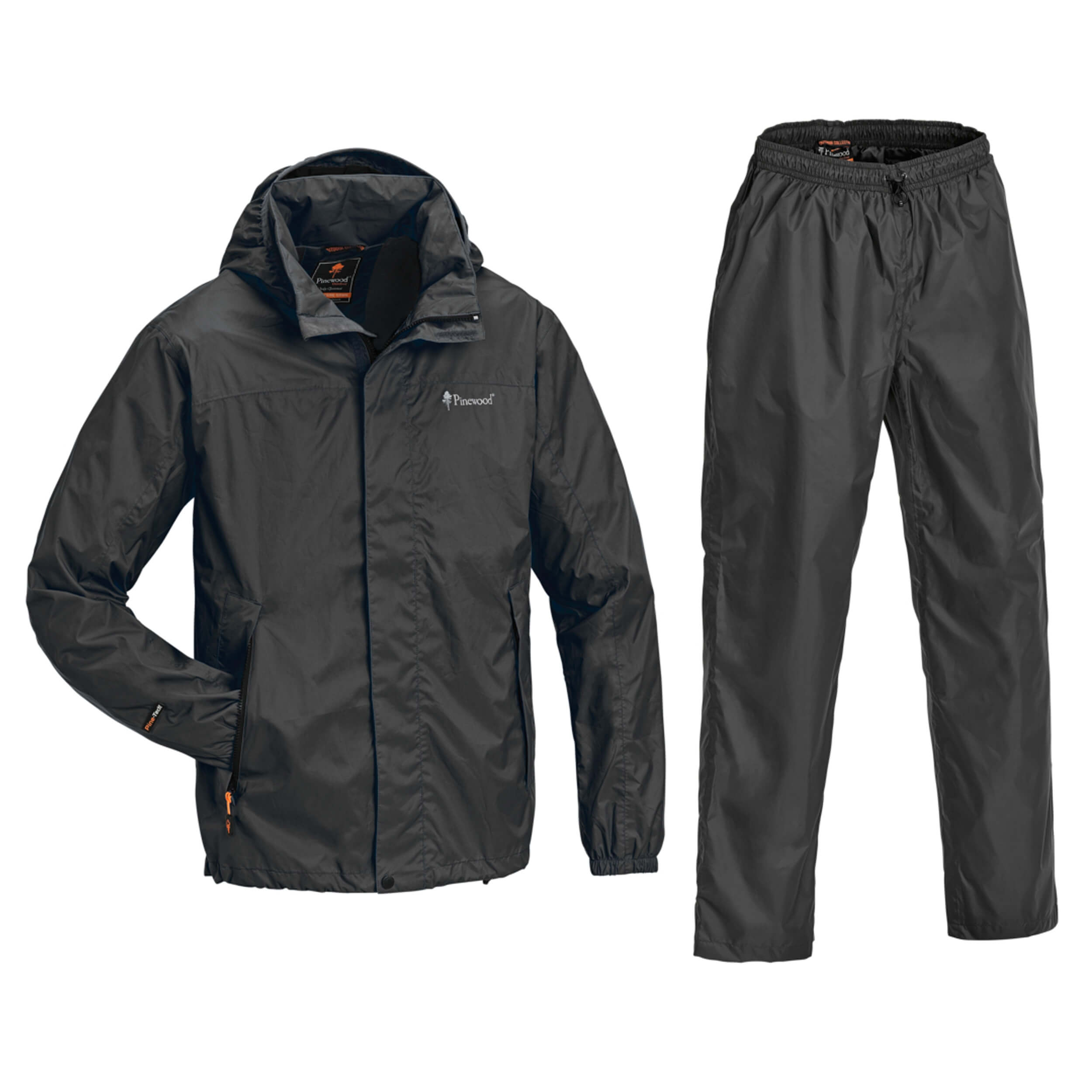Pinewood Rainset Rainfall Kids Schwarz