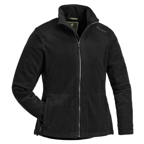 Pinewood Retriever Fleecejacke Schwarz Damen